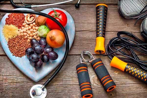 frutos secos y deporte